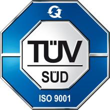 Uw Rubbertegel - Certificaat TUV Sud