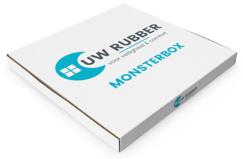 Uw Rubber - Monsterbox